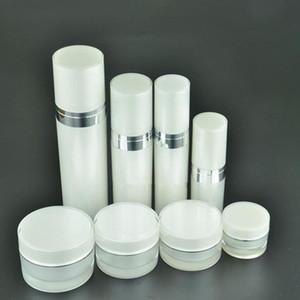 15g 30g 50g acrilico crema vaso palazzo vuoto cosmetico contenitore vaso 15/30/60 / 100ml lozione pompa vuoto bottiglia F945