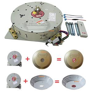 50 키로그램 100 키로그램 150 키로그램 벽 스위치 + 원격 제어 조명 리프터 샹들리에 호이스트 램프 윈치 리프팅 시스템 램프 모터 4-10 메터 케이블