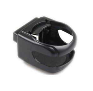 Auto Truck Car Air Vent Cup Bottle Drink Cup Holder Bracket (Black)