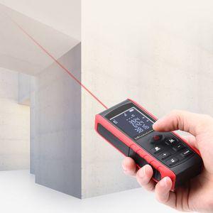 Laser Range Finder Building Laser Distance Meter Ruler Laser Rangefinder Digital Area Volume Measuring Tool Free Shipping VB