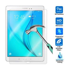 Samsung Tab 4 için yüksek Kalite Temperli Cam Koruyucular A E S S2 Lite 0.44mm 7 '8' 10 'Cam Ekran Koruyucular