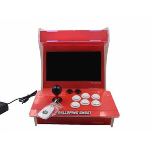 10 인치 LCD 판도라 게임을 가진 미니 업 게임 아케이드 게임 기계 1 VGA HDMI 출력의 1388 무료 DHL