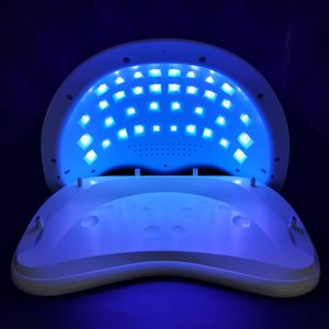 Professional High Power 72W SUN Dryer Machine LED Nail UV Lamp Curing Gel Nail Polish Manicure Arts Tools Salon