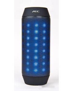 Top Quality AEC BQ - 615 PRO Altoparlante portatile Bluetooth impermeabile senza fili Altoparlante per bicicletta Super Bass Blutooth Altoparlante FM Radio DHL Free