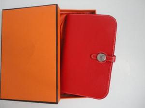 2020 HOT nouvelle marque de luxe portefeuille femmes sac à main titulaire du passeport en cuir véritable téléphone portable portefeuille bourse mode femmes H designer portefeuille