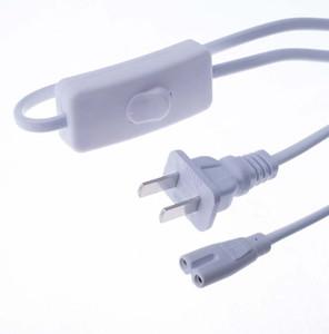 أنبوب الصمام أضواء سد الموصل T4 T5 T8 تمديد أسلاك كهرباء التبديل 2 هول موصل الطاقة