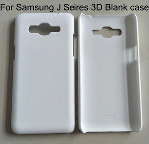 Em branco caso de telefone de sublimação para samsung j2 j3 j4 j5 prime j6 j7 j8 2017 2018 3d rígido pc impressão phone case 10 peças / lote