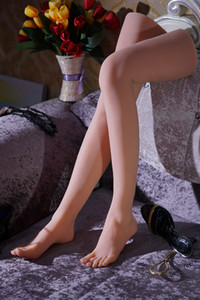 Le meilleur mannequin de jambe flexible de silicone à la mode modèle de jambe de vente chaud en vente
