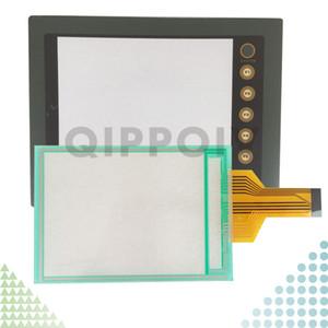 V606EM10 V606CD V606C10 V606EM V606EM20 Neue HMI-SPS-Touchscreen-Touchscreen und Front-Etikett