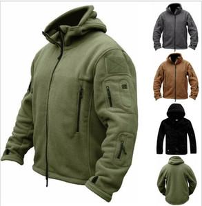 Açık sıcak ceketler sırt çantasıyla mont kamp yürüyüş mens spor polar ceket hoody Rahat kapüşonlu ceket Termal sıcak bisiklet ceket