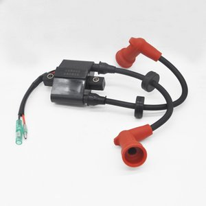 IGNITION COIL Yamy Outboard Parsun 9.9HP 15HP E 15 9.9 M 6B4-85570-00에 적합한 Assy 적합