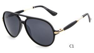 2018 Gafas de sol de diseño de moda de marca caliente Nuevas gafas de sol Gafas de sol clásicas clásicas UV400 grado anti-UV venta al por mayor envío gratuito