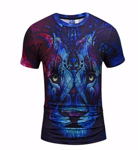 2018 NWT Men Fashion3D T-shirt novelty casual streetwear men and women tops Short Sleeve Creative printed Tees S~3XL