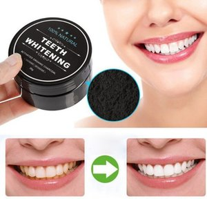 Hottest 100% Natural Organic Activated Charcoal Natural Teeth Whitening Powder 30g Teeth Whitening DHL Free Ship