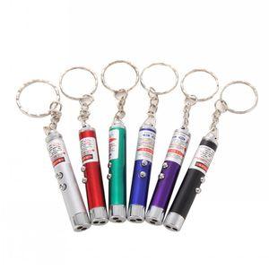 عالية الجودة 2 في 1 الليزر الأحمر القلم 1mV 49 أقدام مؤشر الليزر البسيطة مضيا شعاع ضوء مؤشر للعمل التدريس التدريب