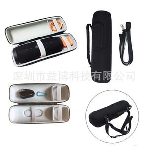 Taşınabilir Taşıma Kılıfı Saklama Çantası Kutusu Kapağı Asılı Koruyucu Kılıf Bluetooth Hoparlör Kemer Fermuar Kol Saf Renk 25yb bb