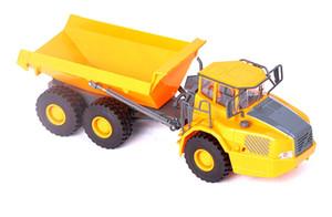 Экологичный Rc Truck Большой самосвал Инженерная техника Самосвал Грузовой автомобиль с песком и легким голосом для детей