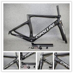 Sliver Cipollini NK1K Full Carbon Route cadre de la bicyclette vélo, fourche, tige de selle, casque, pince + fourchette + tige de selle + pince + casque