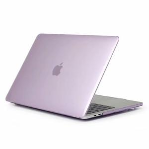 Clear Crystal Anti Scratch Hard Case Cover para Macbook New Pro 13.3 (A1706 / A1708 / A1989) Fundas para laptop para Macbook A1706 / A1708 / A1989