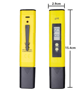 جديدة عالية الدقة 0.01 الرقمية LCD حوض السمك حمض المياه PH متر بركة تحليل البول المعايرة التلقائية
