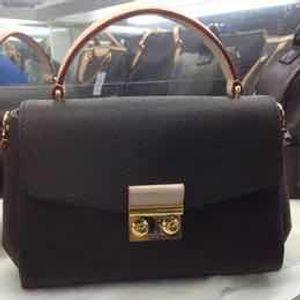 Free Shipping Nice Lady Leather Women Handbag Pochette Tassels Shoulder Bags Crossbody Multifunctional Bags 41581