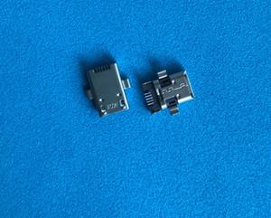 100 UNIDS / LOTE Para ASUS Zenpad 8.0 Z380 Z380KL Z380C ME103 ME103K micro USB Cargador de carga Socket Conector Puerto Puerto Base Dock
