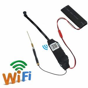 Wifi DIY Kamera Modülü Mini DVR Hd 1080 P Video Mini Güvenlik Camara Kablosuz P2P Video Kaydedici Dadı Kam Destek App 140 ° Uzaktan Görünüm