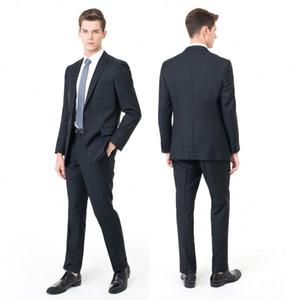 Cyban Men Wedding Suits Slim Fit groom Formal Wear Best-men Groom Tuxedos Suits Business Men Wear(Jacket+Pants) ST0025