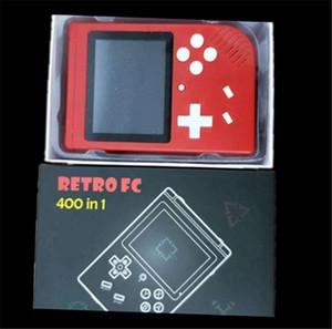 2018 Nouvelle Mise À Niveau RS-6 Portable Mini Console De Jeu De Poche 8Bit 3.0 Pouce Couleur LCD Lecteur De Couleur