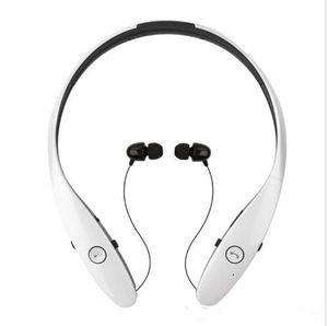 HBS-900 Wireless Sport Neckband Headset Cuffie auricolari Bluetooth Stereo Auricolari Cuffie per HBS-900 iPhone X 8 Samsung S8