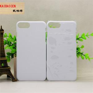 Wholesale cajas de la PC de sublimación 3D en blanco para iPhone 12 Mini 11 Pro Max XR Funda telefónica para iPhone 8/7 Plus / 6 área completa de la cubierta del teléfono estampado