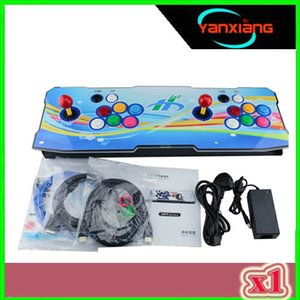 Newest Moonlight Box 6 960in Home Arcade Console Support HDMI VGA USB Output for Any Monitor Rainbow Color Consoles 1pcs ZY-960-1