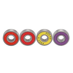 Встроенные подшипники скейтборд конька, глубокий шарик паза, хромовая сталь ABEC7-9 выбирают