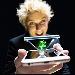 2018 Neue Ankunft Magische Honigbienen 3D Projektion Finger Tricks Neue LED Spielzeug Lampe Kit Illusion Kinder Lustige Geschenk