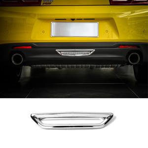 안개 램프 빛 장식 커버 스티커 ABS 외관 액세서리에 대한 시보레 카마로 2017 년까지 자동차 스타일링 범퍼 자동차 테일 리어