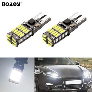 W164 T10 W5W LED 3030SMD Wedge Light Sidelight Nessun errore Per renault megane 2 duster logan clio laguna 2 Koleos