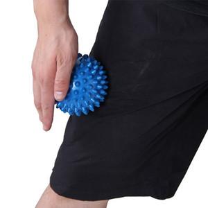 Relaxation musculaire Exercice pelvien fitness sportif Ballon de massage des pieds Hérisson Douleur corporelle Massage de stress Point de déclenchement du soulagement