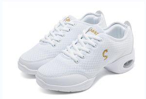 LIVRAISON GRATUITE nouveau Femmes Chaussures De Sport De Mode chaussures De Toile Fitness Supérieur Modern Jazz Hip Hop Sneakers Chaussures De Danse en toile chaussure