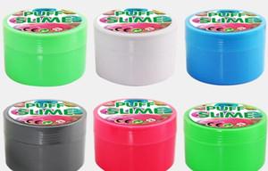 Sıcak satış Pamuk çamur balçık PUFF SLIME plasticine DIY alay su birikintileri dekompresyon havalandırma oyuncaklar Fabrika Outlet ücretsiz