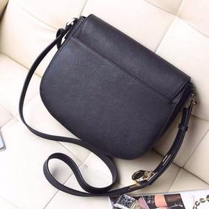 Горячая 2018 новая бесплатная доставка идеальное качество сумки для женщин Европа ретро сумка седло сумка замок сумка