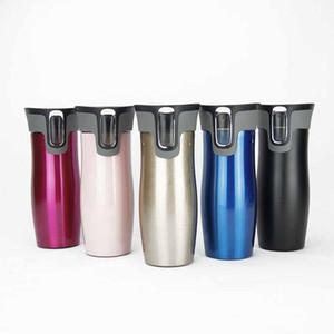 AUTOSEAL West Loop Viaggio in acciaio inox Tazza thermos tazza doppio strato 18/8 tazze da caffè in acciaio inox 5 colori disponibili