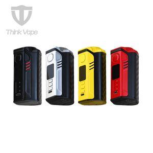 300 W Think Vape Finder Boîte MOD 250C TC avec puce à ADN Modes VW / TC sans batterie électronique 18650