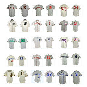 All Nippon 1934 Accueil Jersey Puebla Pericos 1948 Richmond Virginiens 1960 Santurce Cangrejeros 1954 Saint-Paul Saints 1935 Maillots de baseball 1935