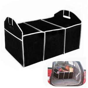 100 قطع نوعية جيدة سيارة جذع المنظم سيارة اللعب أكياس تخزين الحاويات صندوق تخزين السيارات اكسسوارات السيارات الداخلية الإمدادات SN1092