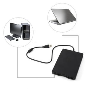 """PC için taşınabilir 3.5 """"USB Harici Disket Disket Sürücü Taşınabilir 1,44MB FDD Windows"""