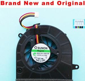 Новый вентилятор процессора ВУ для Lenovo G460 G460A G465 Z460 Z460A Z465 G560 G565 Z560 Z560A Z565 процессора охлаждая вентилятор охладителя MG65130V1-Q000-С99