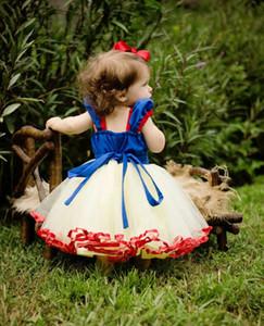드레스 파티 공주 의상 Bebes 크리스마스 카니발 베이비 드레스 여자를위한 옷을 입히기 First Birthday Party Clothing