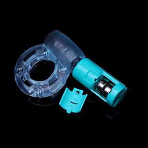 Sex Toys Erwachsene Männer Cockringe Vibratoren Halsbänder Verzögerung Vorzeitige Ejakulation Sperre Feine Schmetterling Hahn Penis Ring Dildo Vibration