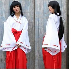 Envío gratis Nueva ropa interior sexy cosplay Halloween Inuyasha anime platycodon COS ropa Witch COS ropa Anime ropa uniforme conjunto