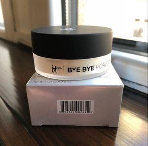 Maquillage marque cosmétique bye bye PORES poreless Finish Airbrush Poudre 0.23Oz 6.8g dropshipping de haute qualité